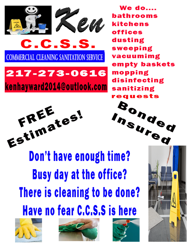 C.C.S.S. Commercial Cleaning & Sanitation Services